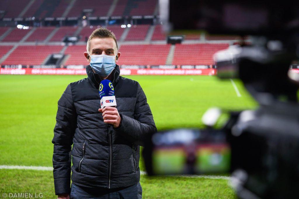 Reporter Bord Terrain – OLTV
